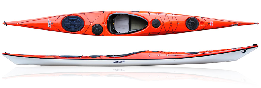 THE RIVER CONNECTION :: SOLO SEA KAYAK :: P&H CETUS 178 MV