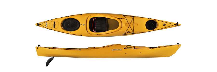 THE RIVER CONNECTION :: SOLO KAYAK :: VENTURE KAYAKS ISLAY 12 LV