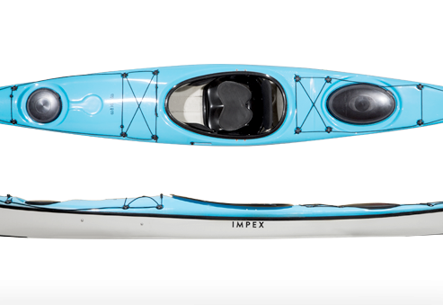 THE RIVER CONNECTION :: SOLO SEA KAYAK :: IMPEX KAYAKS MYSTIC